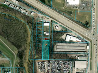 4 PARCELS OF VACANT LAND OFFERED IN 3 TRACTS - ABSOLUTE ONLINE AUCTION - EVANSVILLE, IN