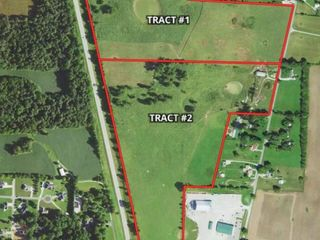 126 Acre Corydon Land Online Only Auction
