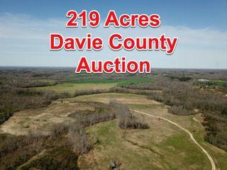 219.67 +/- Acres - Davie County