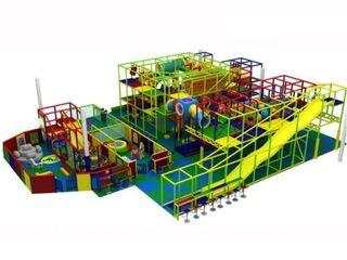 Former Luv 2 Play Indoor Playground Business Liquidation Auction