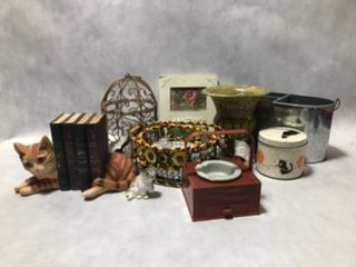 Police Property With Collectible Additions