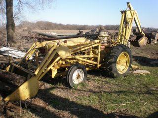 Tractors & Useful Items