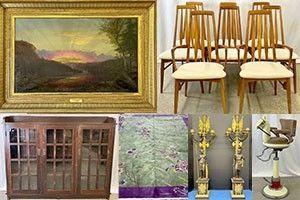 APRIL 23 Fine Estates Auction