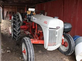 Avalanch/Ford Tractor/JD Zero Turn Auction