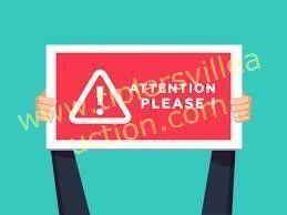Multi Estate Online Auction Ending 4/29/21 @6pm