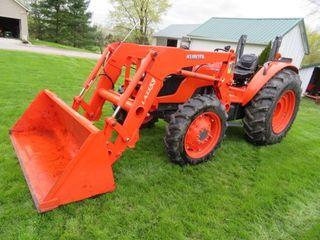 Conley Online Farm Auction - Tractors, Hay Equip