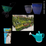 ONLINE ONLY FLOWERS, SHRUBBERY & LAWN RELATED ITEMS