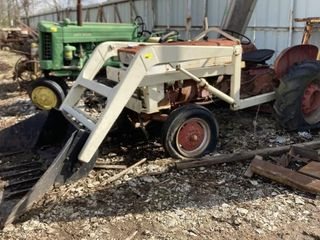 OLO Antique & Collector Tractor Auction - South Holland, IL