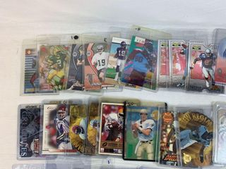 Sports Auction #14 - Vintage Cards, Graded Cards, & #'ed Cards