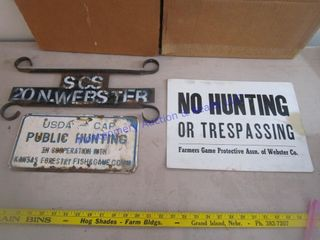 OlD SIGNS