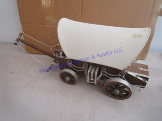 COVERED WAGON lAMP