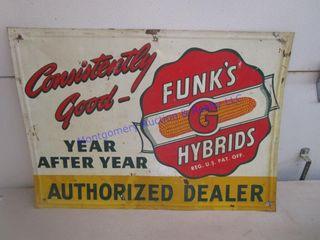 FUNKS HYBRIDS SIGN