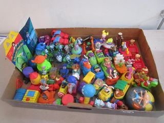 KID MEAlS TOYS