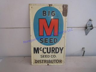 MCCURDY SIGN