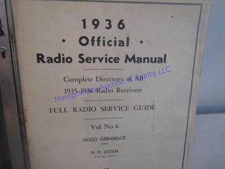 RADIO SERVICE GUIDE