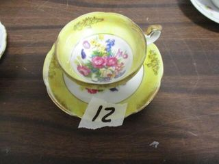 Royal Sealy Cup & Saucer