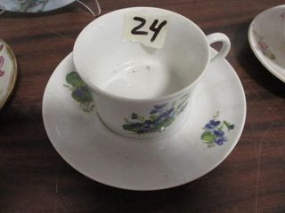 Royal Anniversay Cup & Saucer