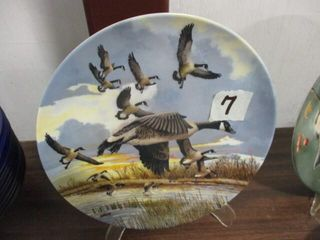 The Landing Collection Plate