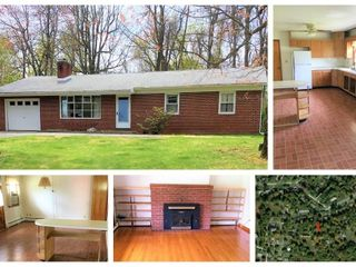 BRICK RANCHER W/TONS OF POTENTIAL