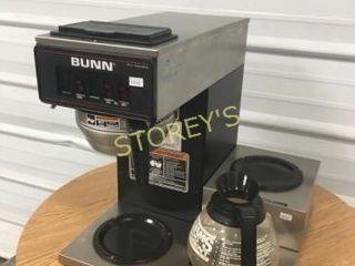 Bunn BP 17 Series 3 Pot Coffee Maker