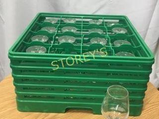 Dishwasher Rack   16 Wine Glasses