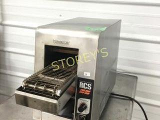 Star 5  Conveyor Toaster   RCS 2 622Y