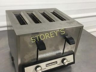 Toastmaster Commercial 4 Slice Toaster