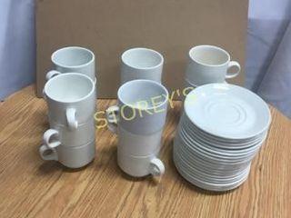 Asst Cups   Saucers