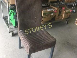 Wicker Patio Chairs