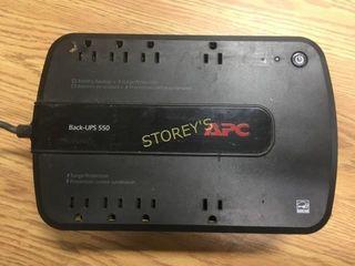 APC 550 Battery Backup