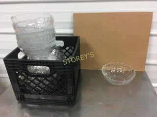 25 Glass Bowls   8