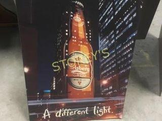Carlsberg Sign   18 x 24