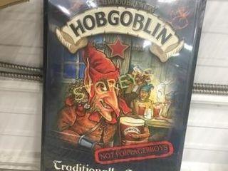Hobgoblin Tin Sign   NEW   12 x 18