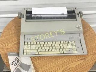 Brother EM430 Type Writer