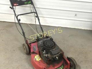 Toro Gas lawn Mower   runs