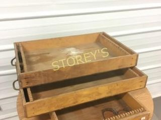 3 Dbl Ended Drawers   16 x 25 x 3
