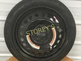 Spare Tire   420KPA