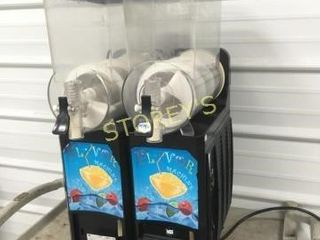 Faby2Us 2 Bowl Slushy Machine