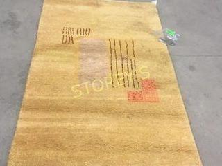 3 5  x 5  Heavy Wool Carpet
