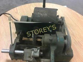 Green Key Cutting Machine