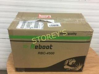 Reboot RBC 4500 Welder   unknown condition