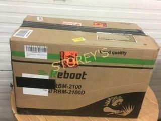 Reboot RBM 2100D Welder   Unknown Condition