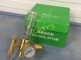 Argon Regulator Gauge