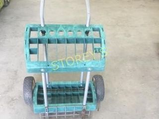2 Wheel Utility Cart