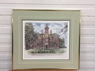 Framed School Picture