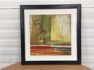Abstract Artwork   Framed