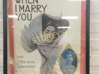 When I Marry You Picture