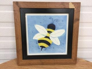 Framed BEE Picture