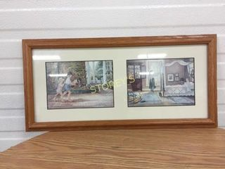 Framed Home Picture