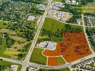 Commercial Development Lots - Columbia, MO